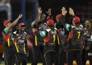 St Kitts & Nevis Patriots Squad for CPL 2021