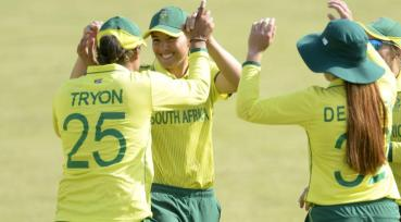 Van Niekerk and Tryon make a welcome return ahead of the tour to West Indies