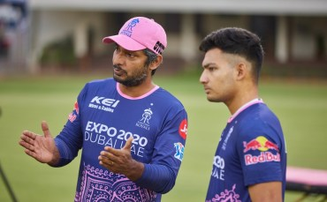 Wickets in the UAE suit my batting says Rajasthan Royals' talented youngster Anuj Rawat