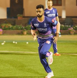 """""""Have made a few changes in my bowling action,"""" states Rajasthan Royals' Jaydev Unadkat ahead of the resumption"""