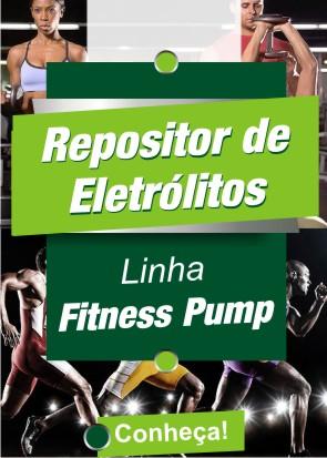 Linha Fitness Pump - Repositor de Eletróicos