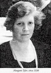 Dr Margaret Lucy TYLER (1857-1943)