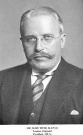 Sir John WEIR