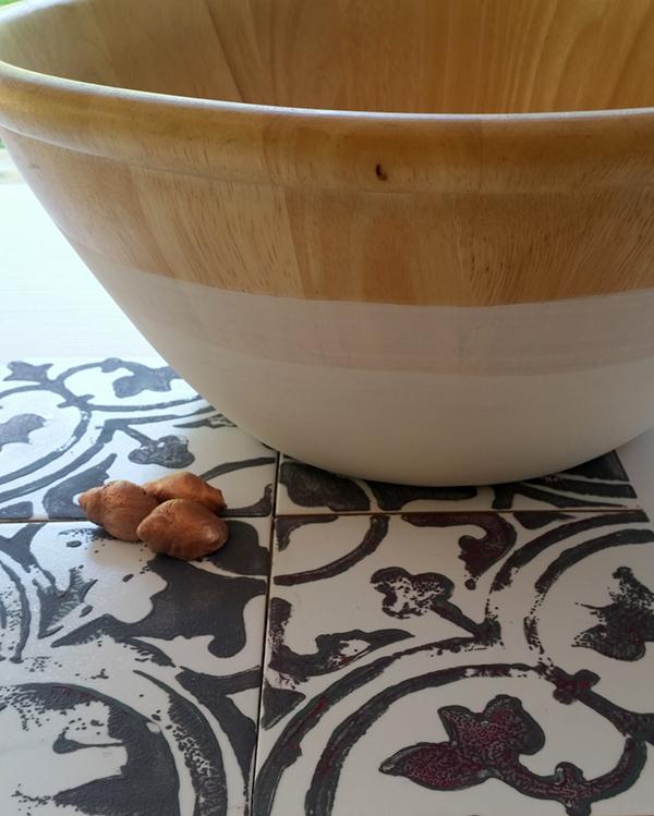 trendy DIY bowl