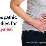 homeopathic remedy for constipation