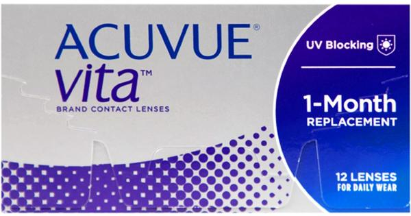 Acuvue Vita 12 pk 1 for eye
