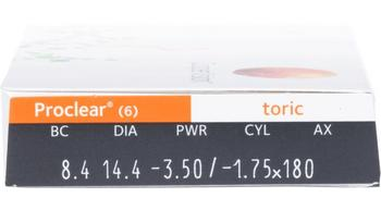 Coopervision Proclear Toric 6pk