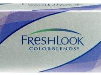 Alcon Freshlook ColorBlend True Saphire