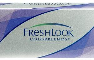 Ciba Freshlook ColorBlend Honey
