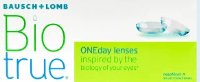 Biotrue one-day lenses 30 pk