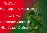 platina homeopathy medicine
