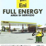 full energy eni stazione carburante