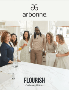 Arbonne 2020 spring catalog