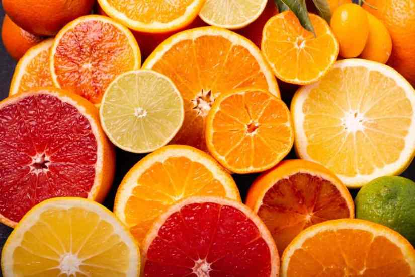Foods Immunity Boosters Citrus Fruits
