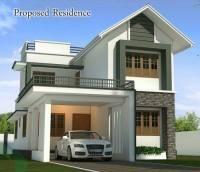 Kerala New Home Design With Plan - Home Pictures