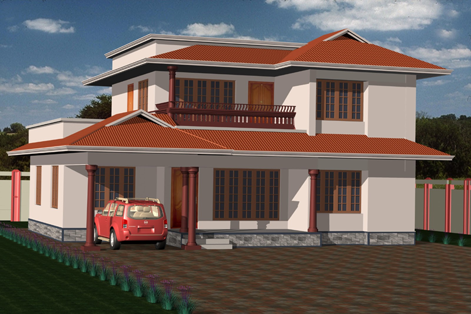 Latest Home Exterior Design