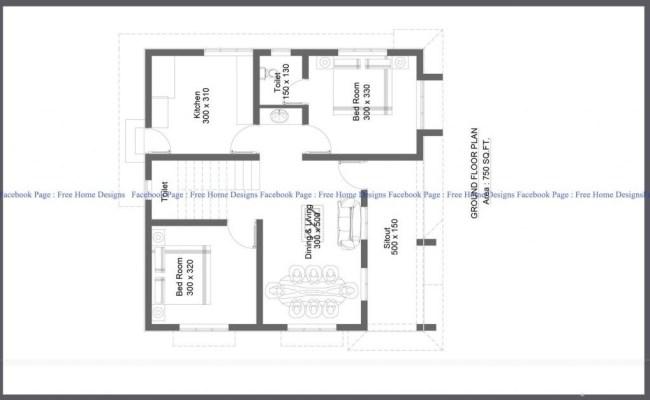 2100 Sq Feet 3 Bedroom Kerala Style House Indian House Plans Dubai Khalifa