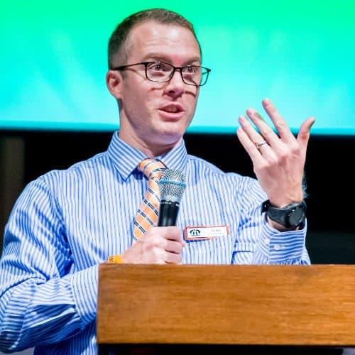 Derek Paul - Identify Ministries