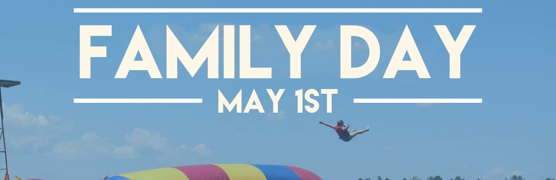 Family Day at North Florida Christian Camp