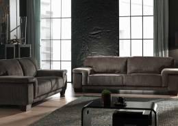 """Lounge suite """"Zamora"""" 3 + 2,5 seat fabric"""