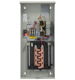 generac 16 circuit transfer switch  [ 1200 x 1200 Pixel ]