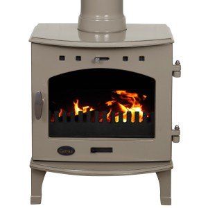 Carron 4.7kW Cast Iron Stoves Home Refresh 2020 Antigue Finish