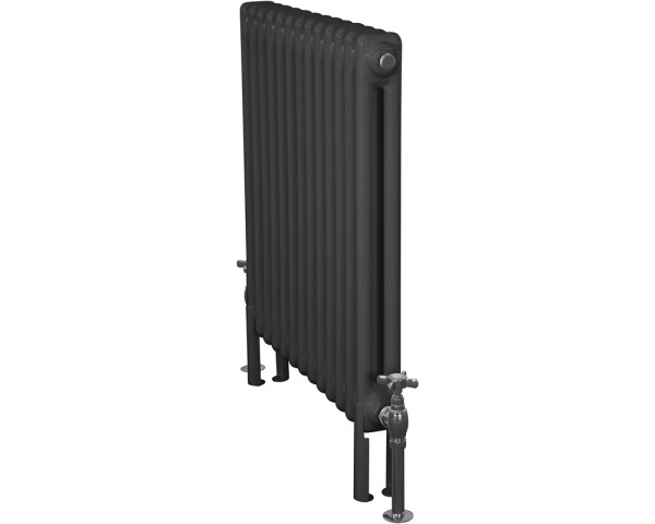 Home-Refresh-Enderby-2-Column-13-Section-Steel-Radiator-710mm-Farrow-and-Ball-Railngs-Colour-Finish