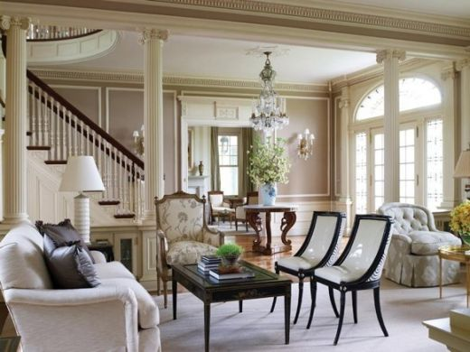 Stile classico la raffinatezza e il lusso di un arredamento classico - Casa stile classico ...