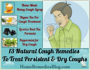 13 Natural Remedies To Treat Persistent & Dry Coughs