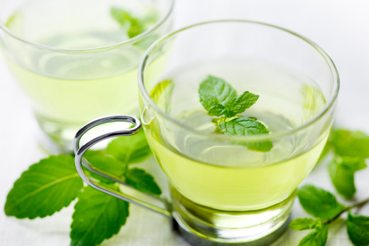 Toothache peppermint remedy