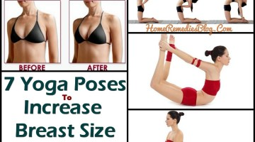 7 Tried and Tested Yoga Poses to Increase Breast Size Naturally