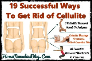 Cellulite Treatments | 19 Successful Ways to Get Rid of Cellulite at Home
