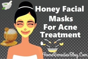 11 Honey Facial Masks for Acne Treatment at Home