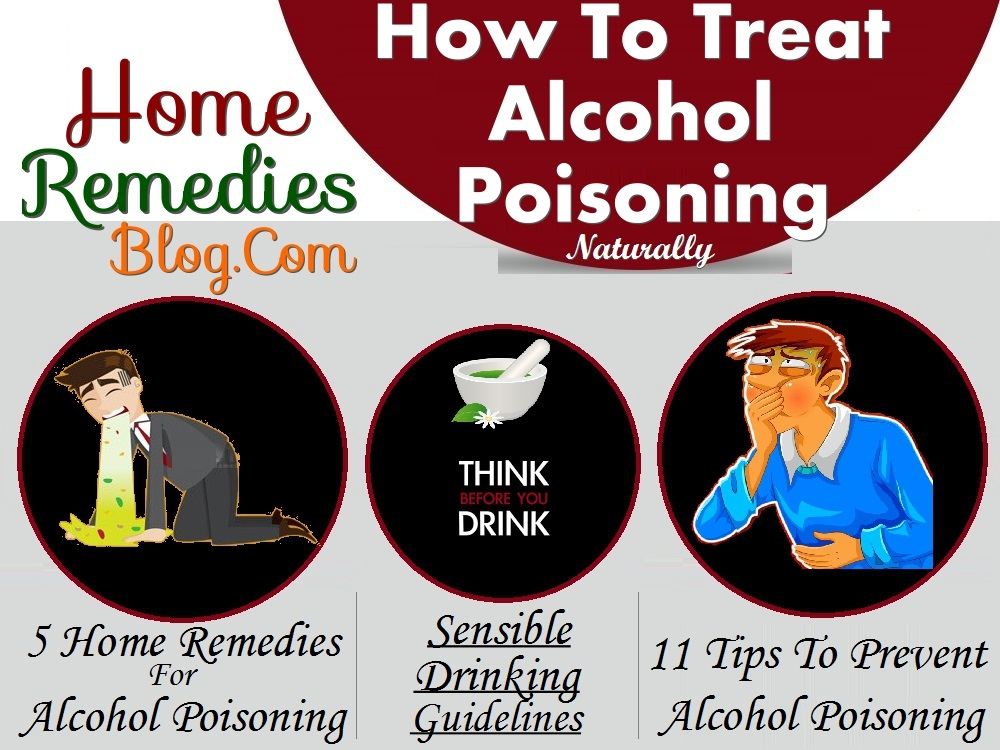 How to cure sickness after alcohol