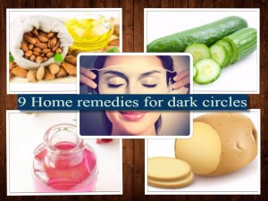 9 Home Remedies for Dark Circles
