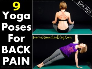 9 Yoga Positions For Back Pain Relief