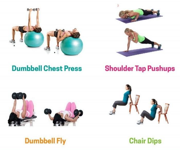 Breast Exercises