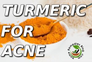 How To Treat Acne With Turmeric