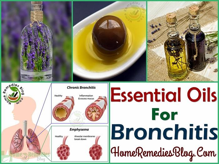 Essential Oils For Bronchitis