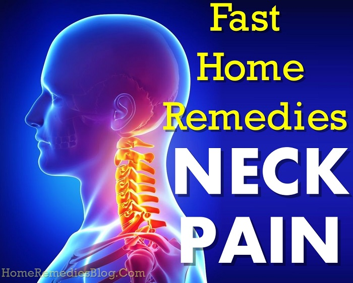 Home Remedies To Get Rid of Neck Pain and Soreness