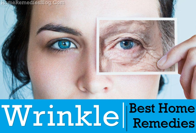 Best Natural Remedies For Reducing Wrinkles