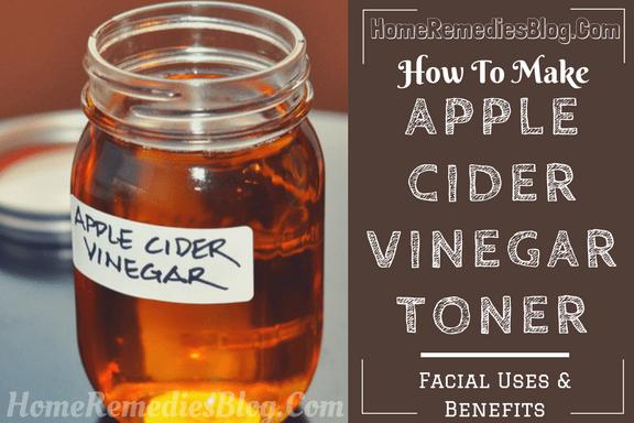 Apple Cider Vinegar as Face Toner