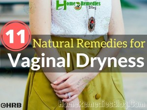 11 Lubricating Natural Remedies for Vaginal Dryness