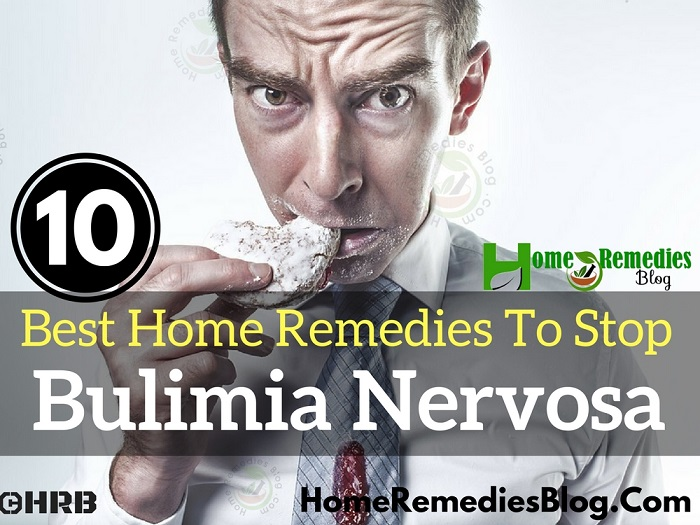 Top 10 Home Remedies To Treat Bulimia Nervosa