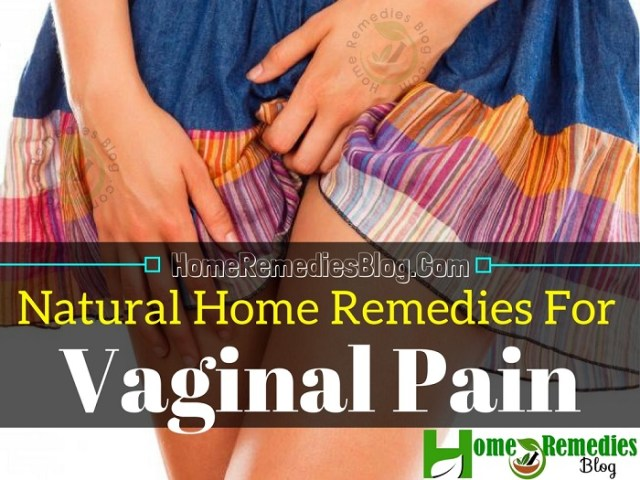 Natural Remedies to Treat Vaginal Pain Effectively