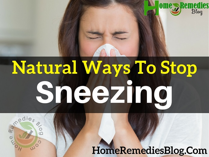 Top 10 Natural Remedies to Stop Sneezing Instantly