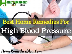 12 Home Remedies for High Blood Pressure That Really Works