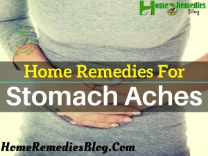 How to Get Rid of a Stomach Ache & Cramps Naturally