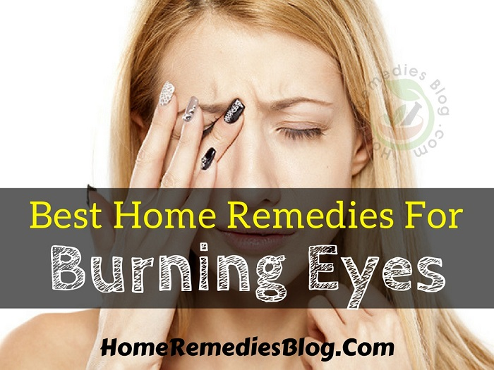15 Best Home Remedies For Burning Eyes And Dryness Home