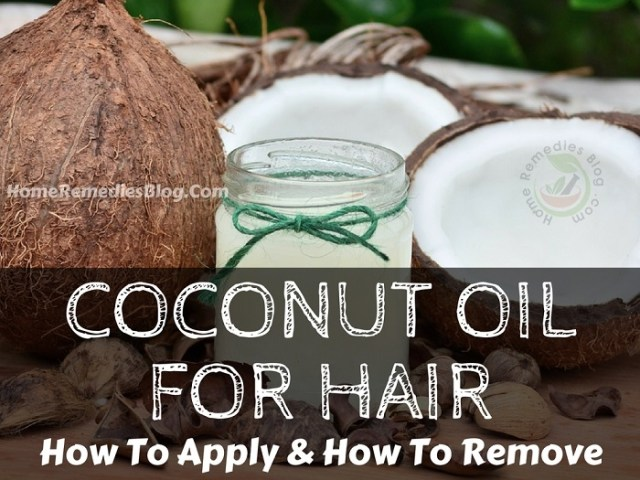 Top 10 Benefits of Using Coconut Oil For Hair